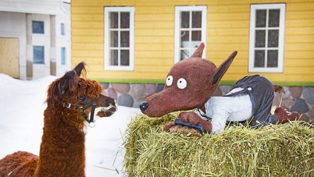 Mauri Kunnaksen Koiramäki houkuttelee Särkänniemen Elämyspuistoon