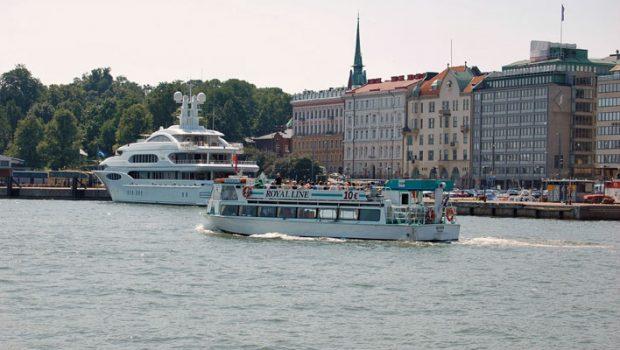 Miten viettää loma Helsingissä?