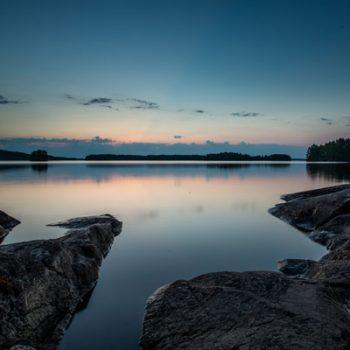 Kirkkaan Kallaveden keskellä sijaitseva Kuopio on Pohjois-Savon helmi