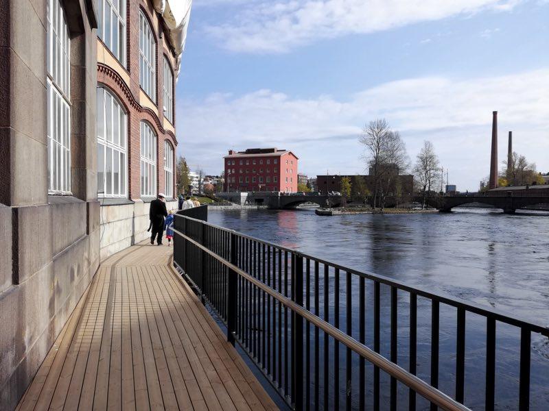 Vapriikinraitti Tampereella