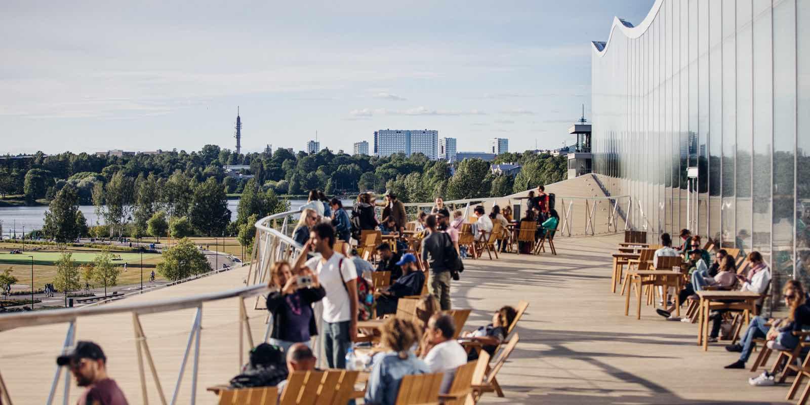 Oodi, Helsinki